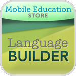 Language Builder speech therapy app