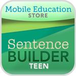 SentenceBuilderTeen speech therapy app