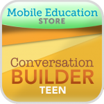 ConversationBuilderTeen pragmatic language app