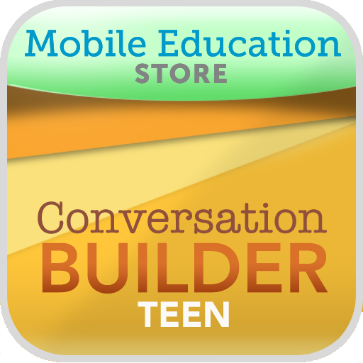 ConversationBuilderTeen pragmatic speech app