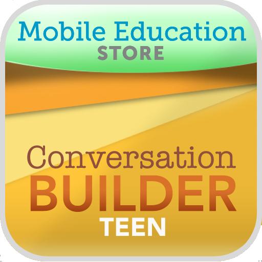 ConversationBuilderTeen pragmatic speech app