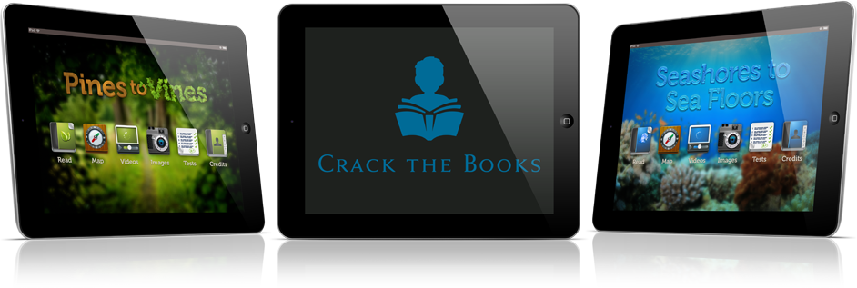 crack the books itextbooks