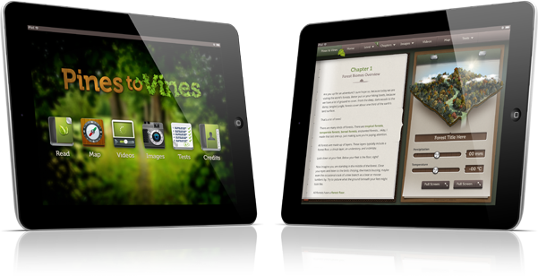 pines to vines itextbook